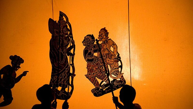 Technology Meets Tradition: Kerala's Robotic Leather Puppets